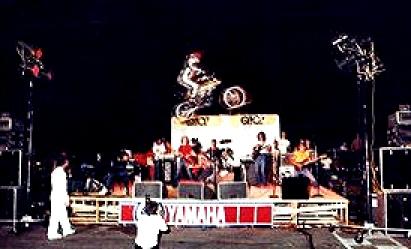 Larry Jumps the Segarini Band