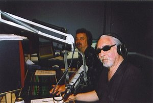 Bob and George SIRIUS 2008 small