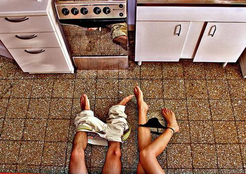 seks u kuhinji
