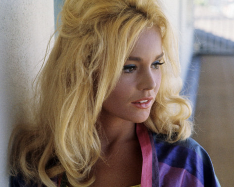 Tuesday Weld Now I don't know if he and tuesday
