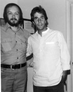 Doug Thompson & Henry 'The Fonz' Winkler