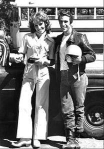 Fonzie_and_Pinky_Tuscadero_1976