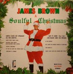 James Brown soulful christmas