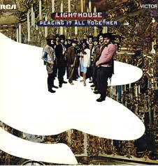 lighthouse - peacing it all together 1970
