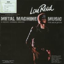 lou reed MetalMachine_