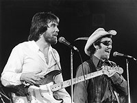 Ray Sawyer and Dennis Locorriere