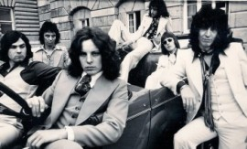 All the Young Dudes Montreal 1975
