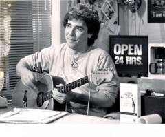 Bob hosting Late Great Movies 1985