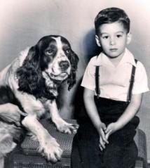 Bobby and Spotty 1950