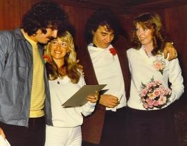 Burton's Wedding