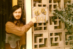 Doug at PAMS Dallas 1972