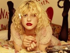 Drug addled blonde
