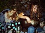 drunken guitar player