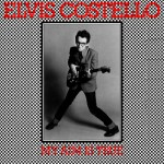 "Elvis Costello – ""My Aim Is True"" – 1977 B&W"