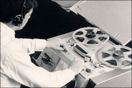 Tape Editing by Hand