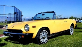 The Little Yellow Fiat
