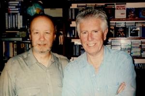 2005 Doug Thompson (l) and Graham Nash 2