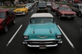 Crusin' cars