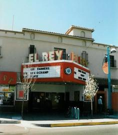el ray from outside