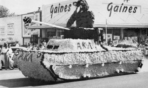 Gaines - Homecoming Parade
