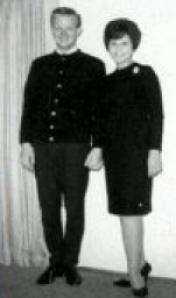 Glenn and Marilyn