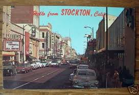 Greetings from Stockton