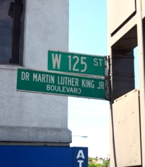 Martin Luther King Blvd