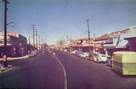 Pacific Avenue 1945