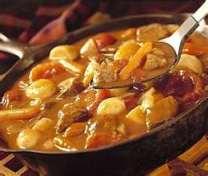 Rattlesnake stew