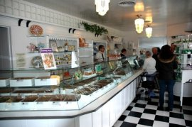 Sees's Candy Pacific Avenue interior