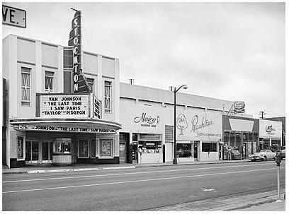 Stockton Royal Pacific Avenue
