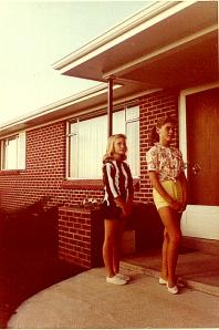 Teen Girls 1960