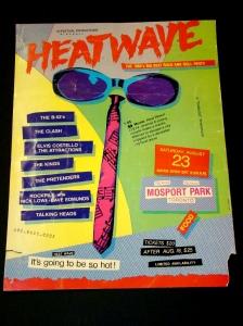 The Heatwave Poster