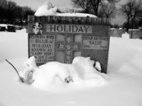billy holiday's grave