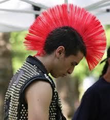 Boy Mohawk