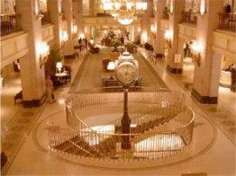 Lobby clock 2