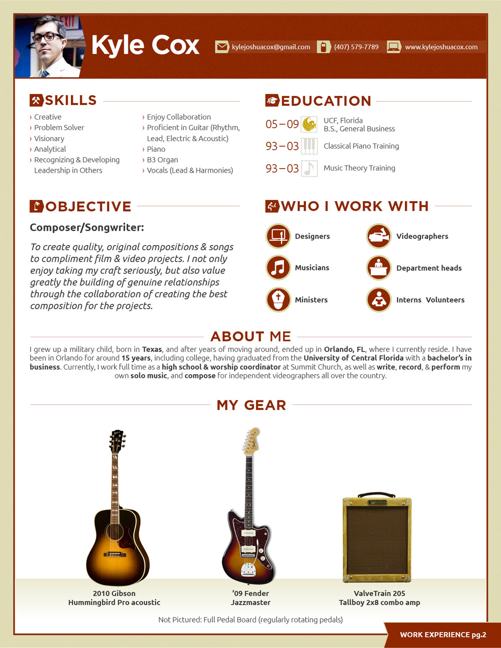 resume examples music resume examples musicians resume sample