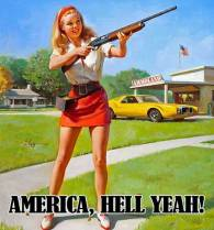 America Hell Yeah!