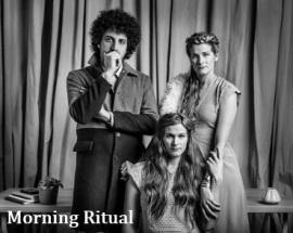 Morning Ritual.  Ben Darwish and the Shook Twins