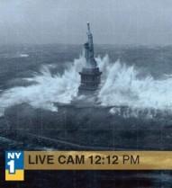 Fake Pic Statue of Liberty