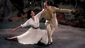 fred astaire in The Bandwagon