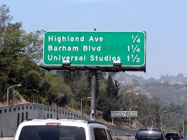 Highland Exit