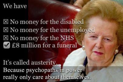 Thatcher Meme