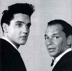 Elvis and Frank