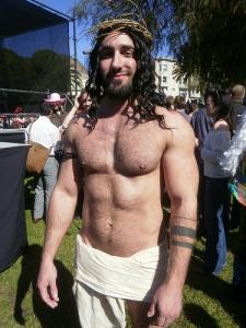 Hot Jesus