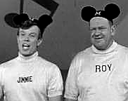 Jimmy and Roy