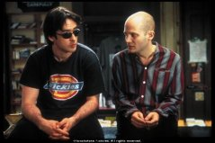 john cusack and nice bald guy from hi fidelity
