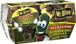 mt. olive kosher dill petites