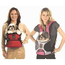 dogcarrierswith girls