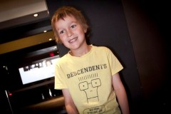 E. Young Descendents Fan